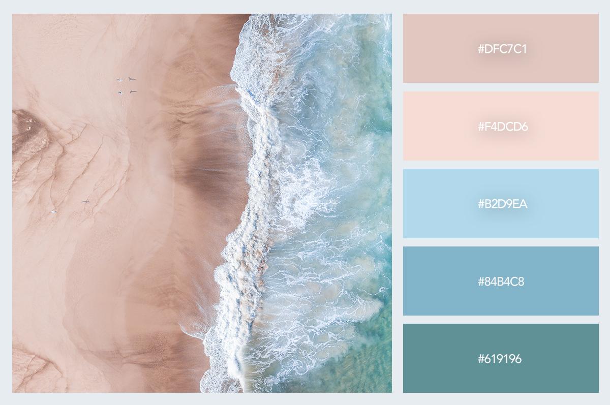 Mengenal Warna Pastel Dengan Karakteristik Dan Penggunaannya Apa itu warna pastel