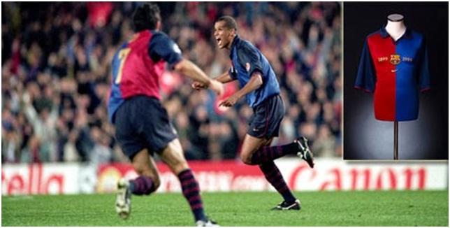 Jersey Barcelona 1999-2000