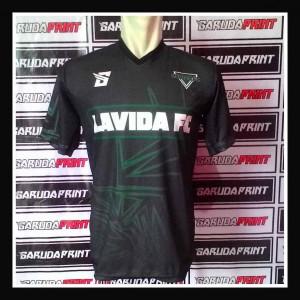 Pembuatan Kostum Bola Lavida FC Salah satu pesanan dari Purwokerto