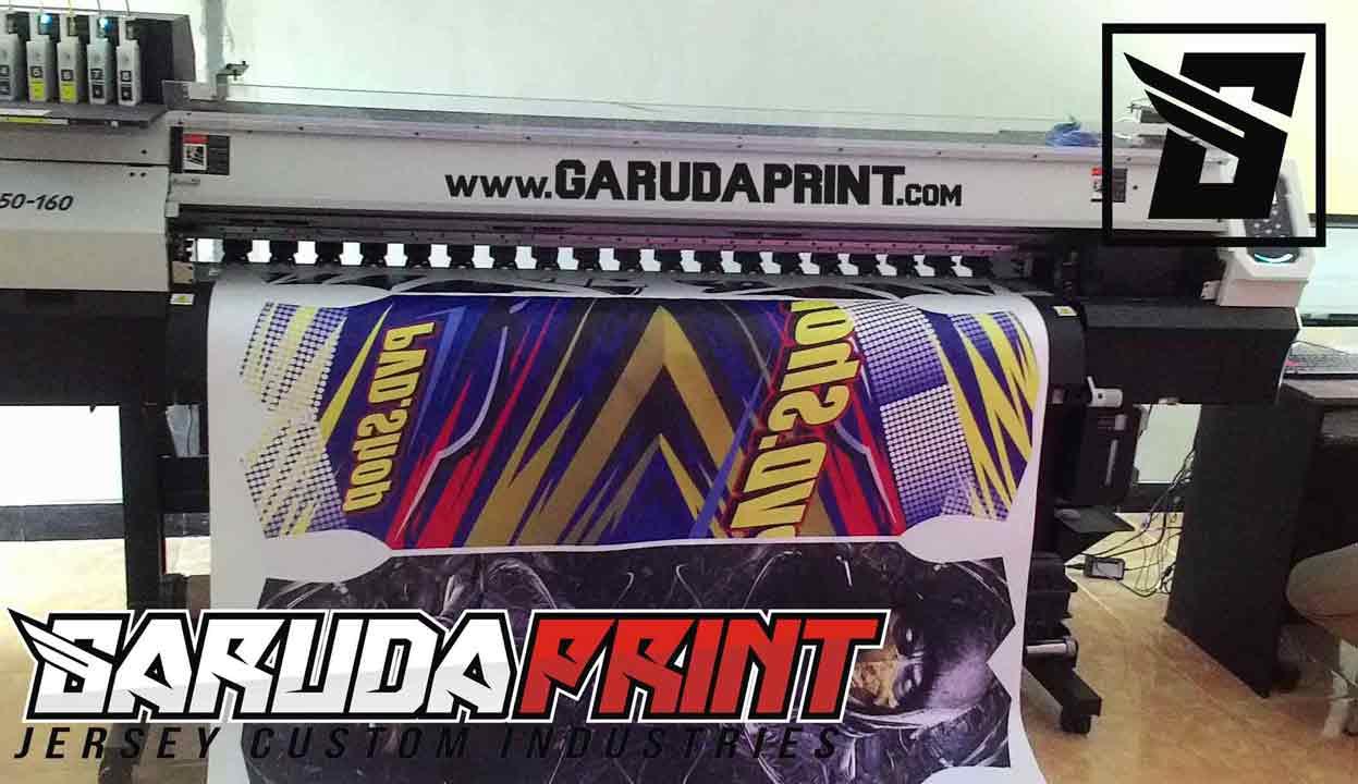 kaos-racing-printing