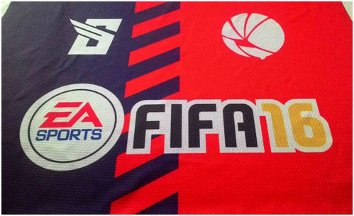KOSTUM FUTSAL KOMUNITAS PENGGEMAR GAME FIFA