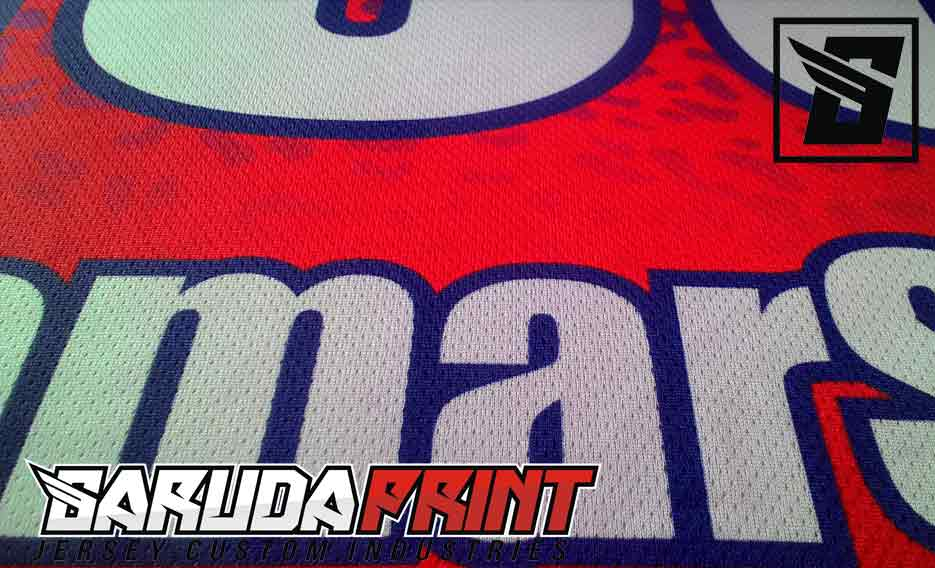 BUAT JERSEY DRY FIT