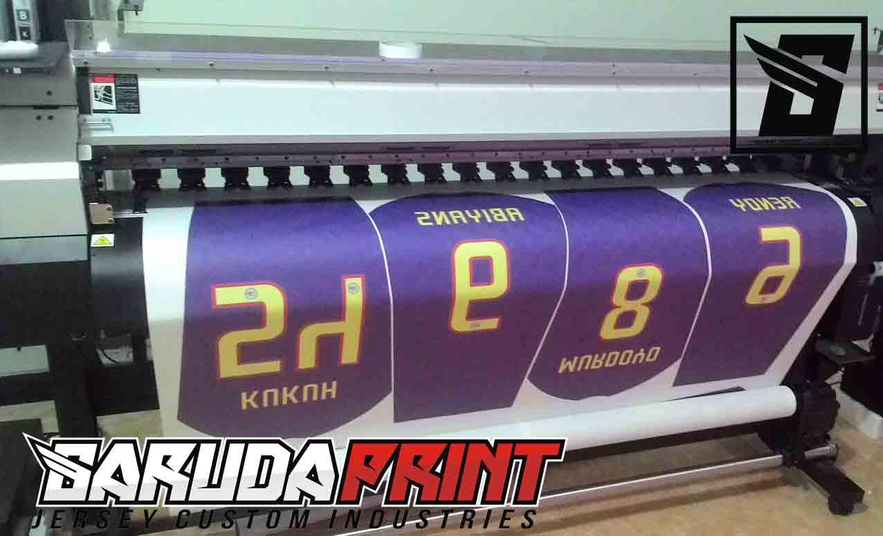 pembuatan jersey bola di bandung