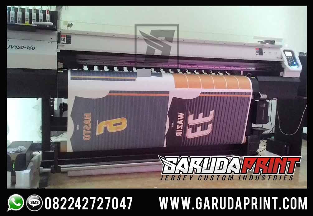 Jasa Pembuatan Jersey Baju Futsal Di Manado