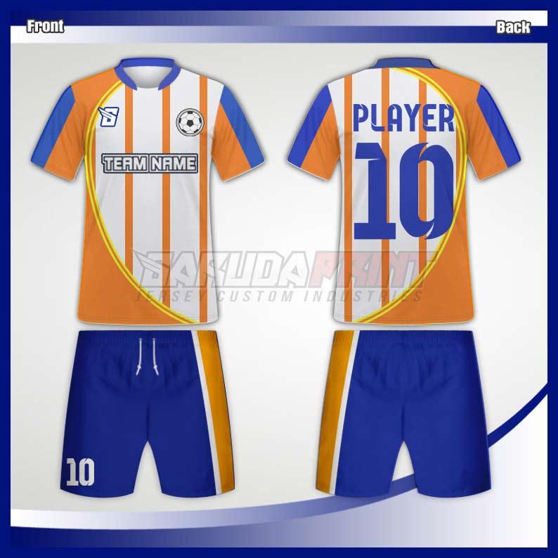 Desain Kostum Futsal Code - 59
