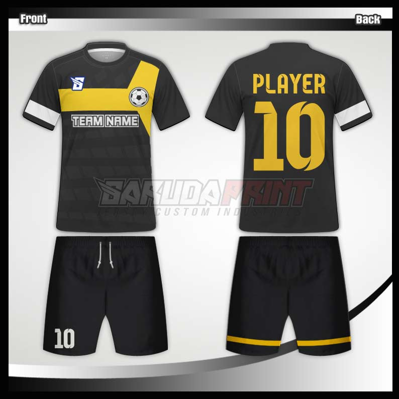 Desain Seragam Futsal Code - 60