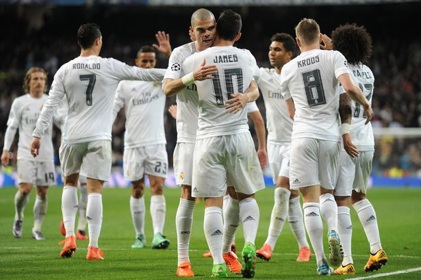 font real madrid