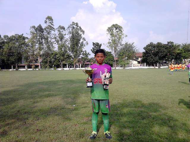 Testimoni : Pembuatan Kostum Bola SFA ( Solo Football Academy )