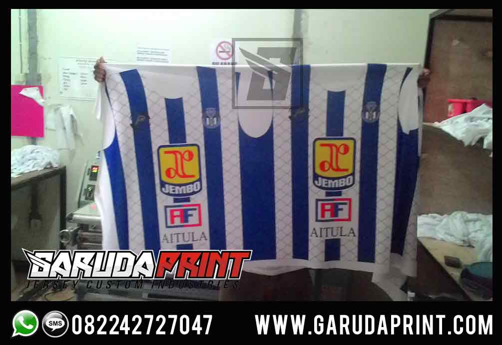 Pesanan Jersey Futsal Printing dari Kota Nusa Tenggara Timur
