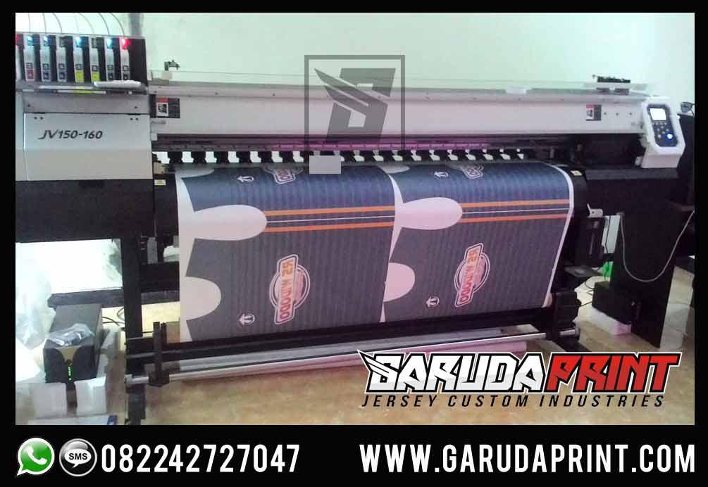 buat jersey futsal printing