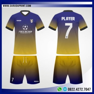 Desain Kostum Futsal Code – 70