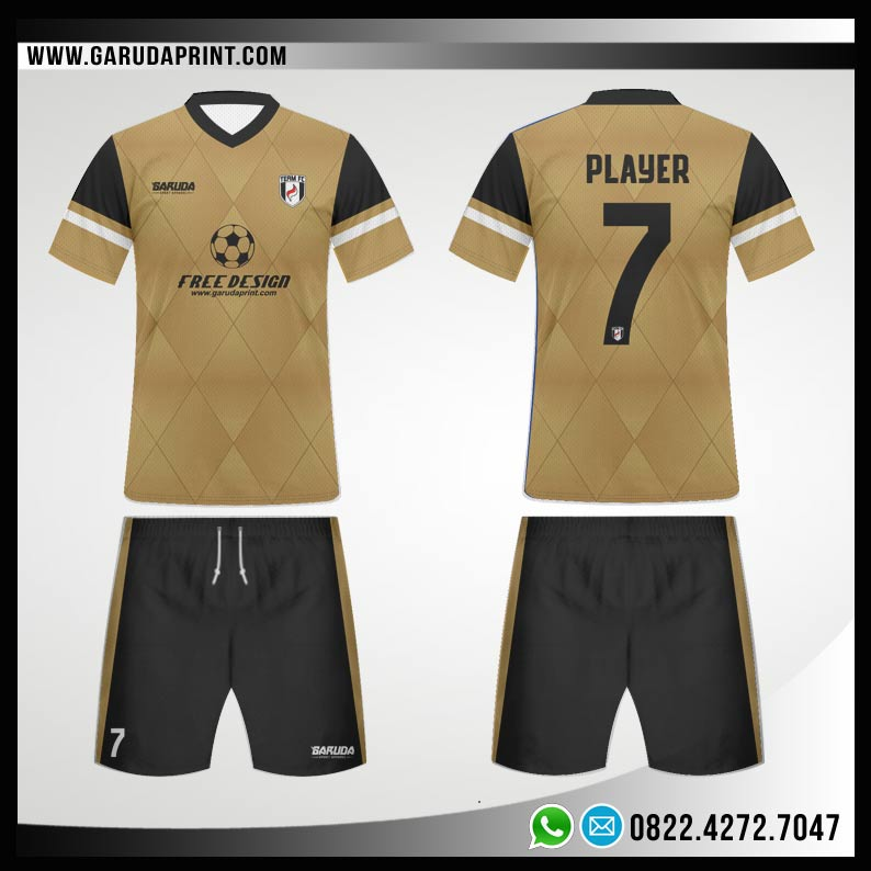 Desain Seragam Futsal Code - 71