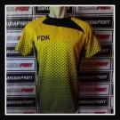 Bikin Kaos Tim Futsal Pesanan dari Mahasiswa Timor Leste di Surabaya