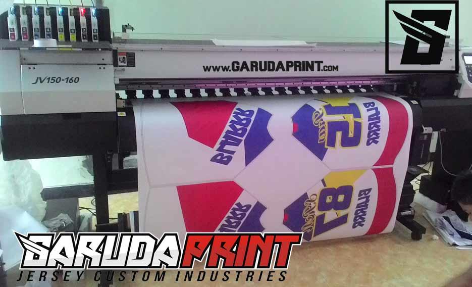 Pesan Jersey Motocross printing