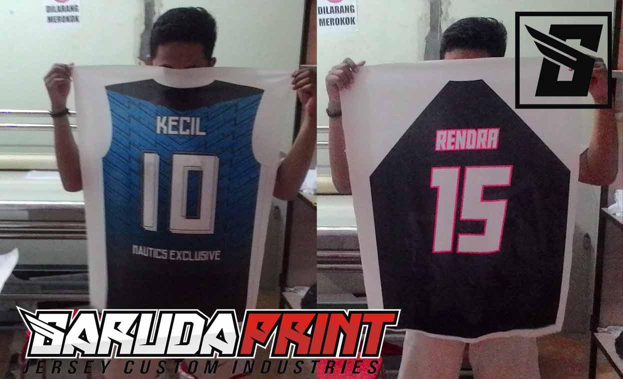 Pesan Kostum Futsal Online