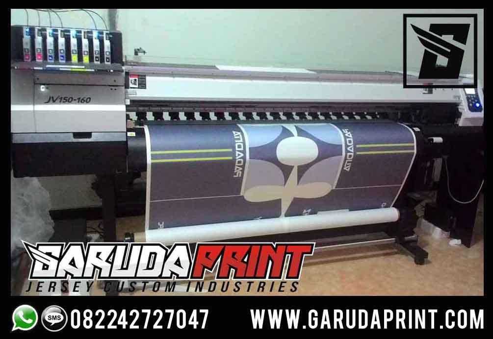Buat Kaos Lari Printing
