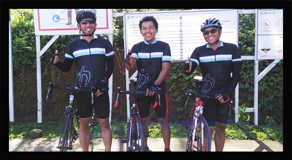 bikin jersey sepeda team