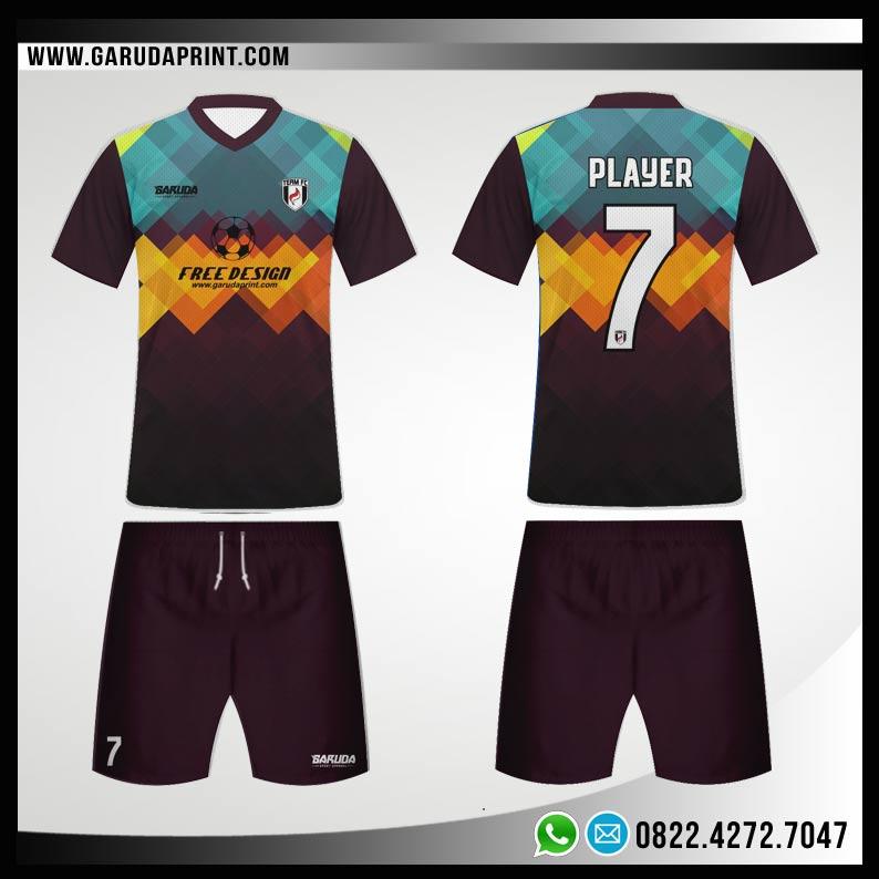 Kaos Futsal Desain Sendiri