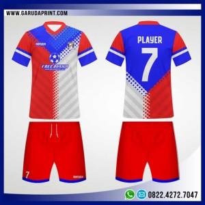 Desain Jersey Bola Futsal 93 – Amora