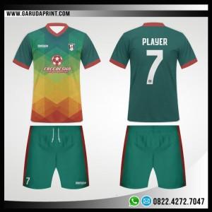Desain Baju Bola Futsal 100 – Greenation