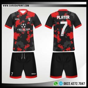 Desain Kaos Bola Futsal 95 – Galacticos