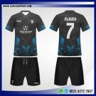 Desain Baju Bola Futsal 96 – REAZOR