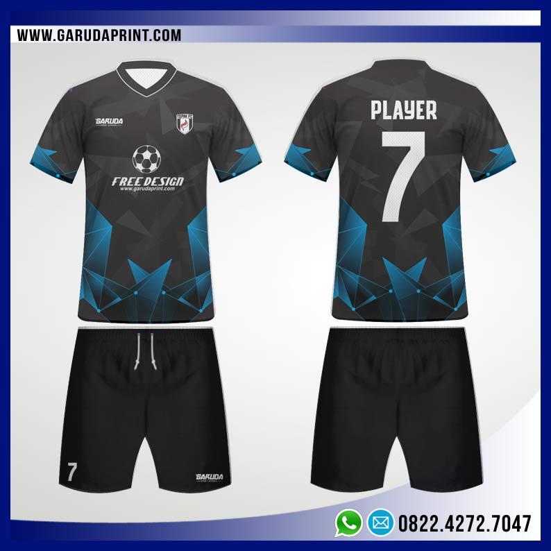 Desain Baju Bola Futsal 96 - REAZOR