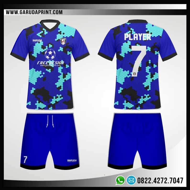 Desain Kaos Bola Futsal 95 - Galacticos