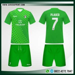 Desain Seragam Bola Futsal 92 – Evergreen
