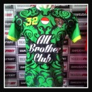 Buat Kostum Futsal Dari Bontang Motif Batik Kalimantan