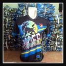 Pembuatan Jersey Kostum Sepakbola Banteng Raiders