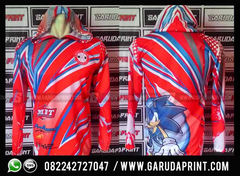 Pembuatan Jersey / Kaos Komunitas Merpati Balap