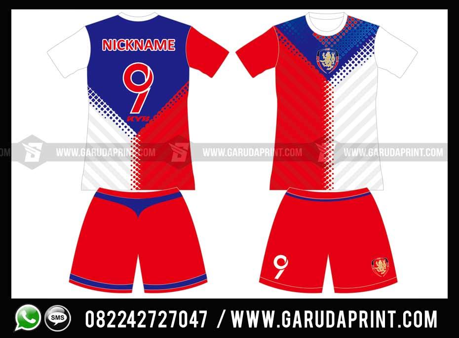 Pembuatan Baju Futsal Printing Pesanan Online