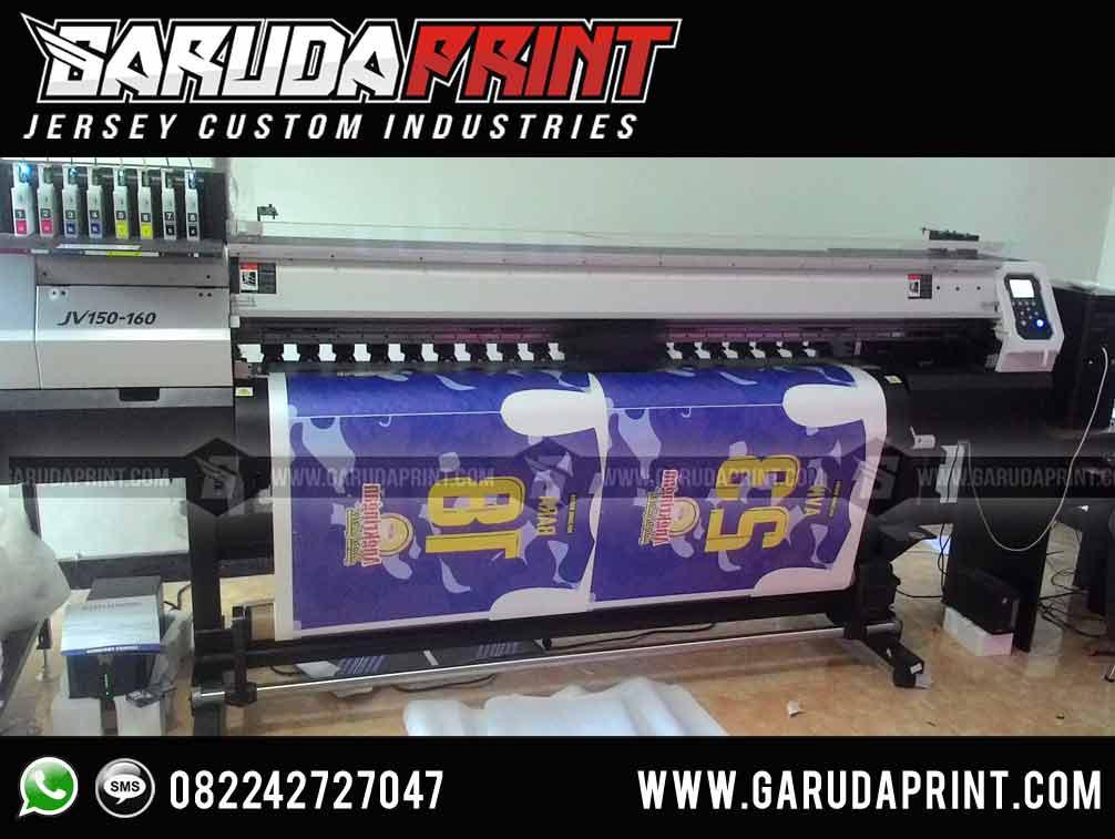 Produsen Buat Jersey Printing di Banyuwangi dengan Harga Murah