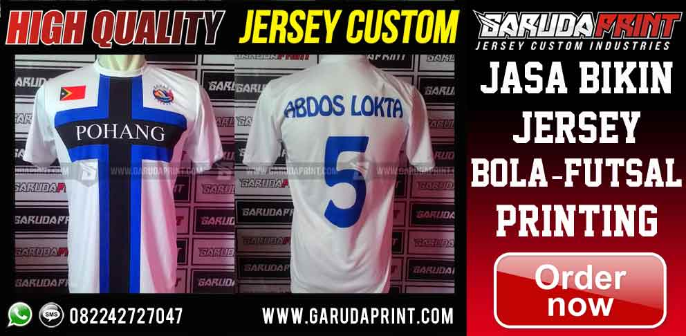 Pembuat Jersey Full Printing di Kota Pasuruan Jawa Timur