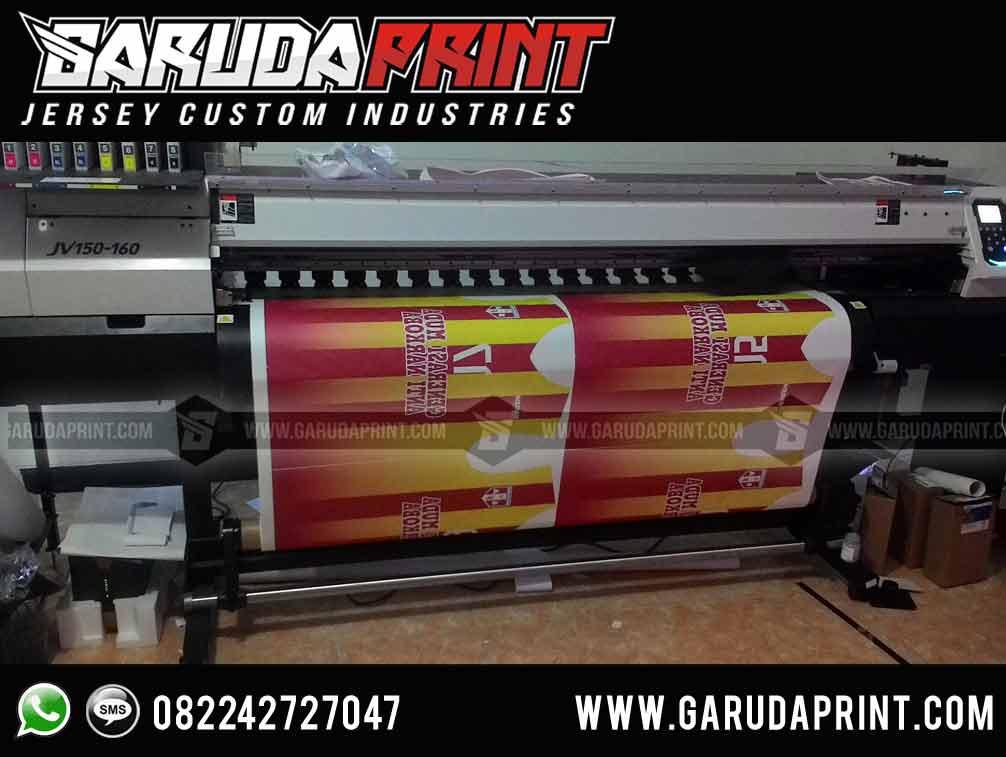 Tempat Produksi Jersey Printing di Jombang Terbaru