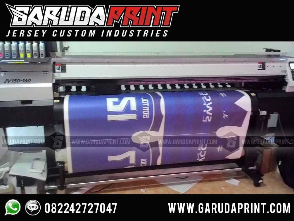 Jasa Pembuatan Jersey Printing Pekalongan-Kajen Kualitas Terbaik