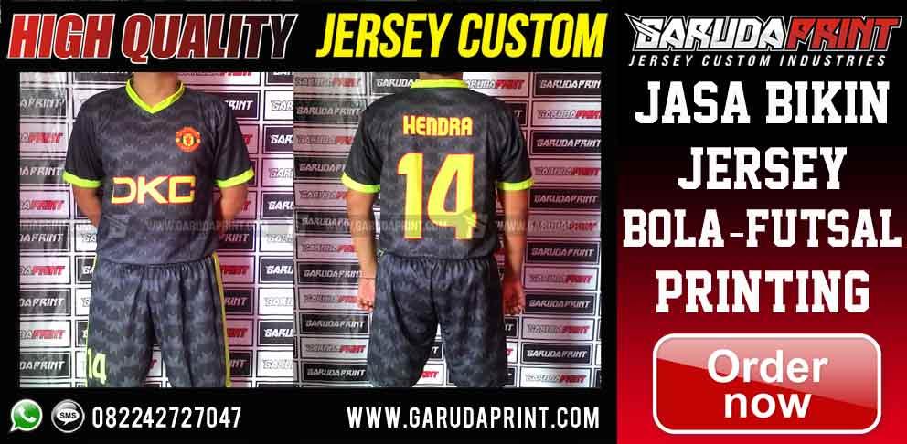 Konveksi Pembuat Jersey Full Printing di Sidoarjo Paling Lengkap