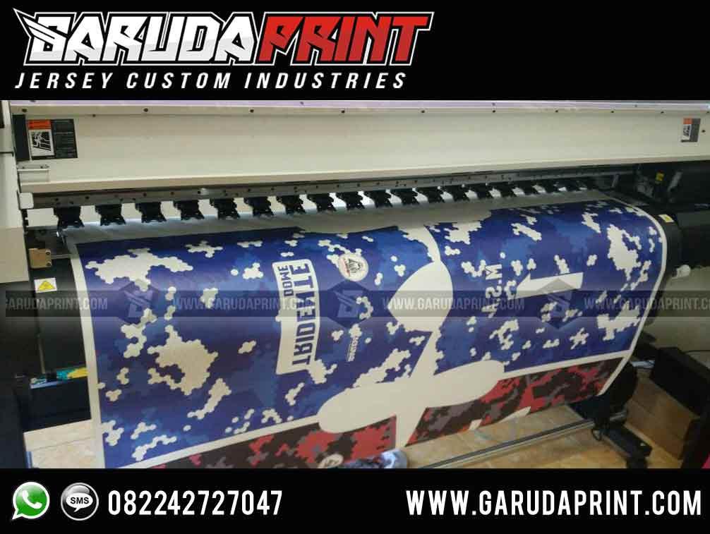 Jasa Bikin / Pembuatan Baju Jersey Printing di Batang