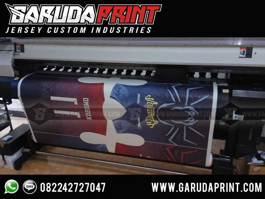 Bikin Jersey Full Printing dengan Harga Murah di Prabumulih