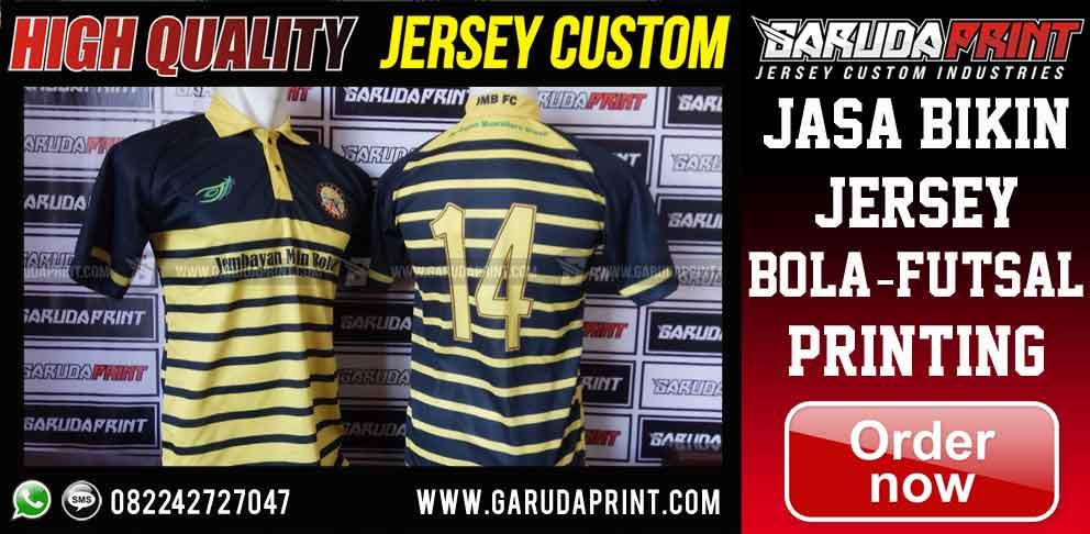 Buat Kaos Jersey Olahraga Untuk Wilayah Labuhanbatu-Rantau Papat