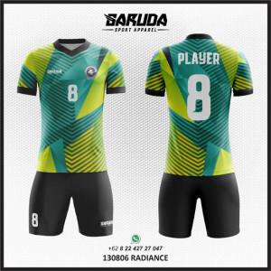 Desain Baju Futsal Radiance