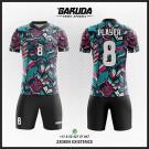Desain Jersey Futsal / Bola Existence