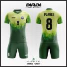 Desain Kaos / Jersey Futsal Forest