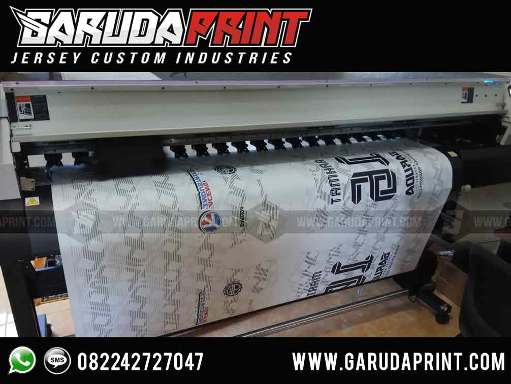 Jasa Konveksi Jersey Full Printing Untuk Olahraga di Tulungagung