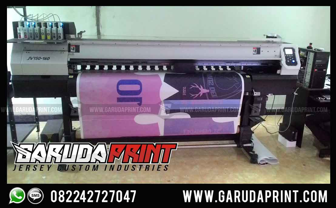 Pembuat Jersey Full Printing Online di Nganjuk
