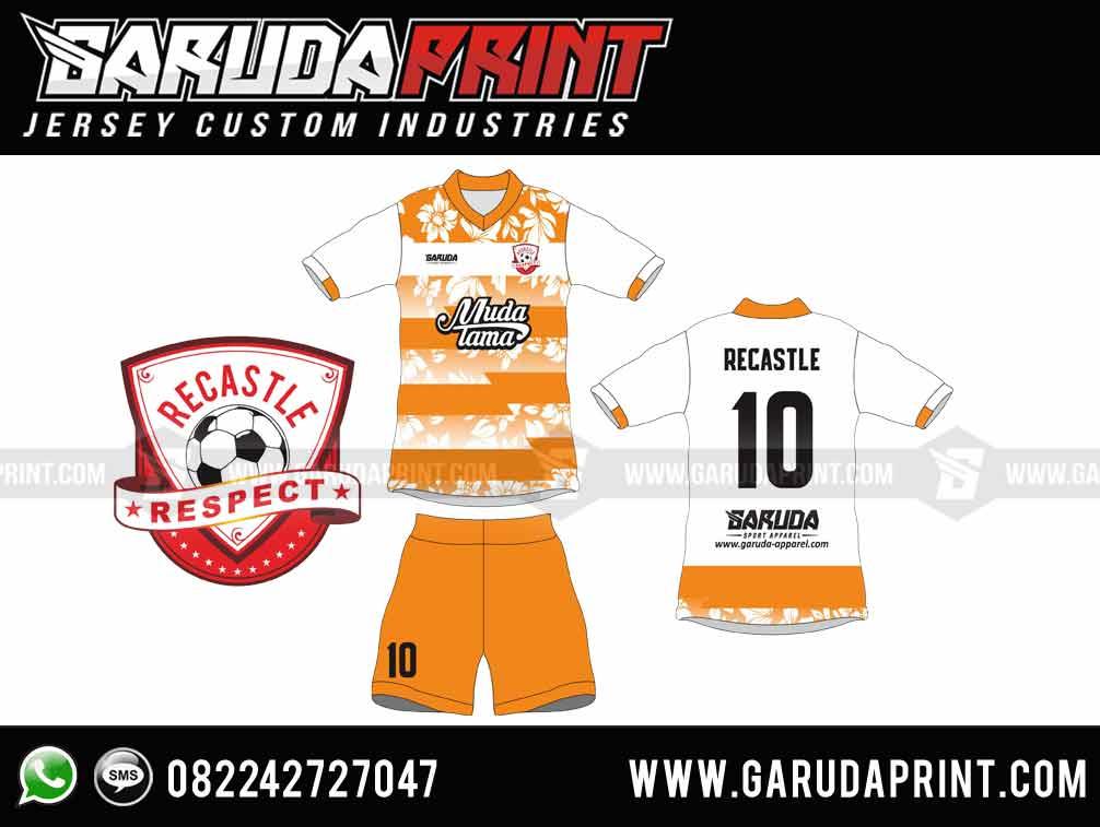 Pembuatan Jersey Full Printing Kualitas Bersaing di Payakumbuh