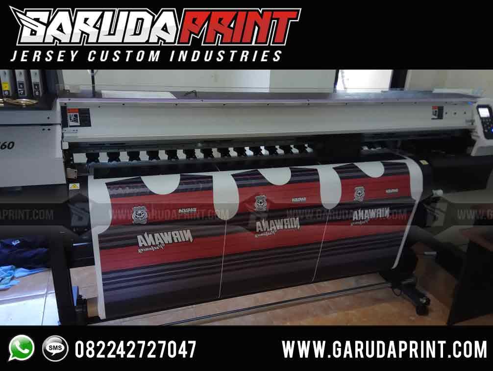 Tempat Pembuatan Jersey Printing Termurah di Palu