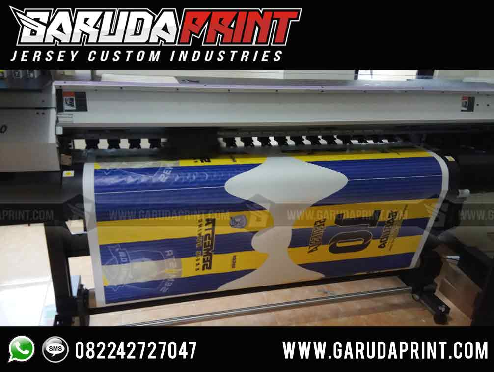 Terima Pemesanan Jersey Full Printing di Paser-Tana Paser