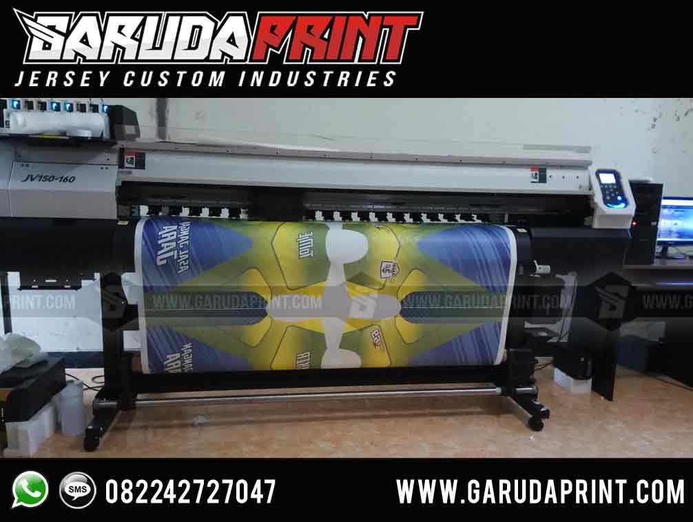 Vendor Bikin Jersey Full Printing Berbagai Motif di Kotamobagu